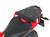 Багажник HEPCO+BECKER SPORTRACK, для CBR1000 RR 2017- черный